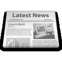 newslettericonpaper