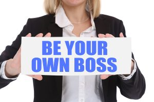 Self-employed Self Employed Employment Be Your Own Boss Business