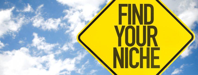 find your niche in uk