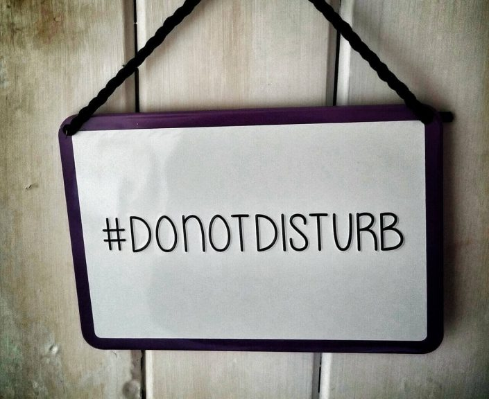 UK home business distractions