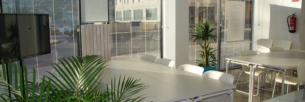Work from home UK coworking space