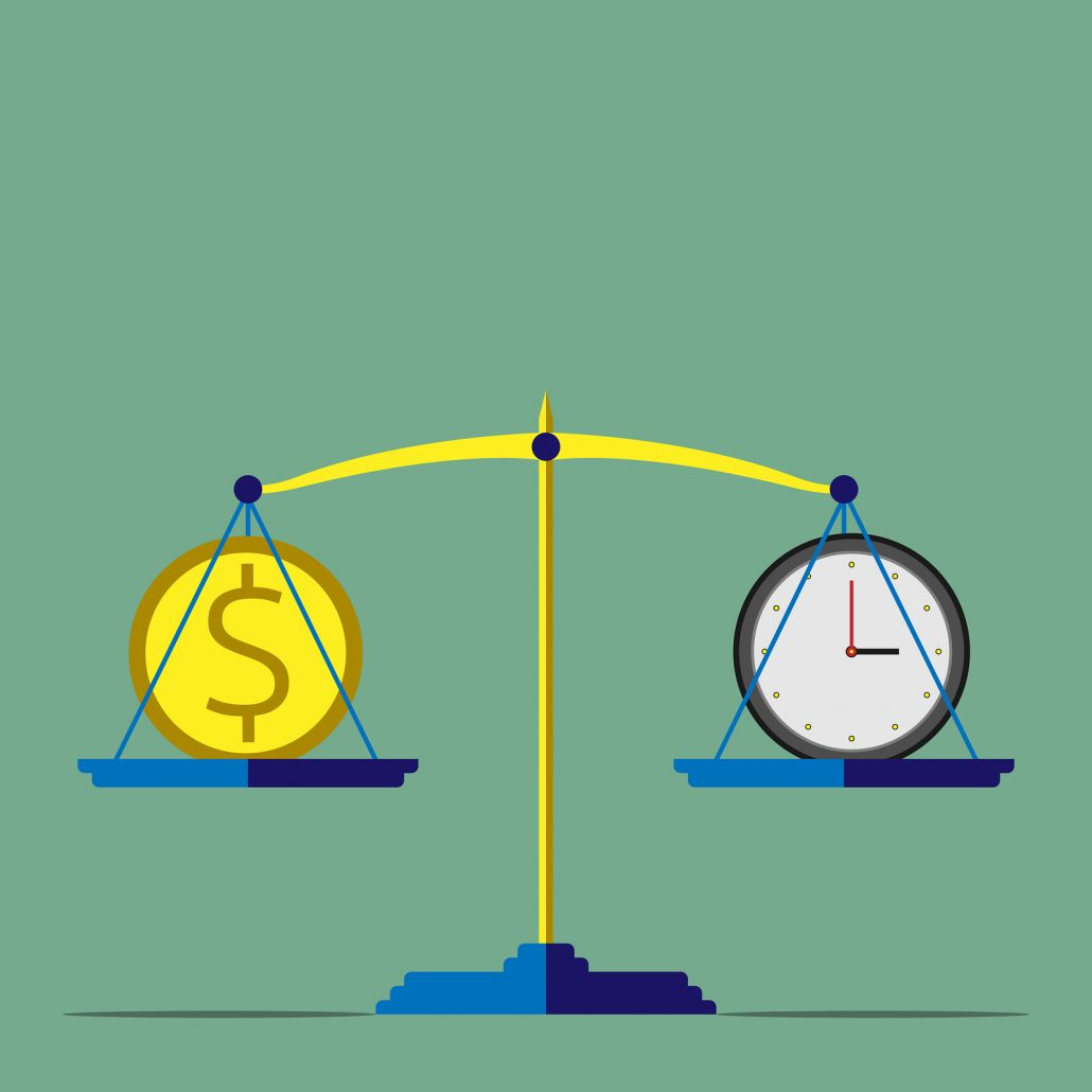 Scales, Time Is Money