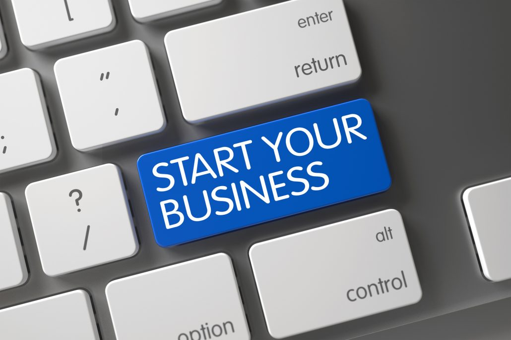 starting an online business uk