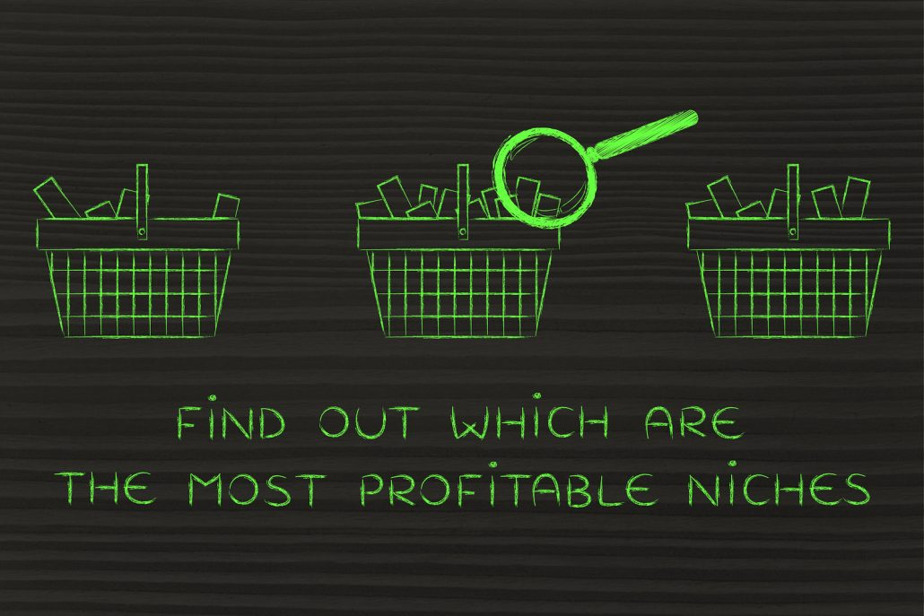 Analyzing Empty Vs Full Shopping Baskets, Most Profitable Niches