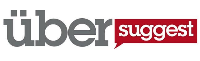Image result for image for ubersuggest logo