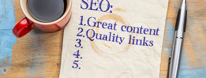 quality content online business uk