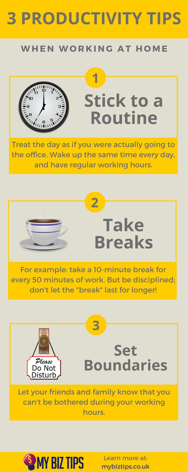 UK home business productivity